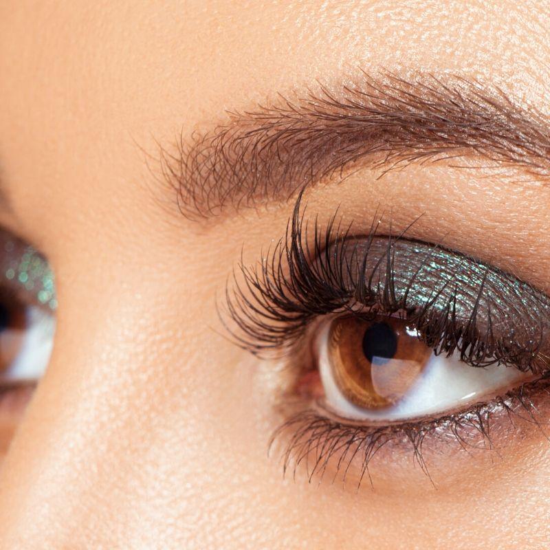 brown eye makeup tips